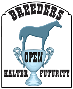 ELIGIBLE FOR BREEDERS HALTER FUTURITY OPEN DIVISION