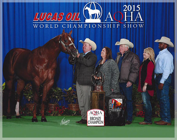 FG Ambassador 2015 World Show